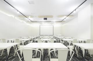 品川駅から徒歩4分のお洒落な会議室!みんなの会議室品川A・品川B|TIME SHARING|タイムシェアリング |スペースマネジメント|あどばる|adval|SHARING