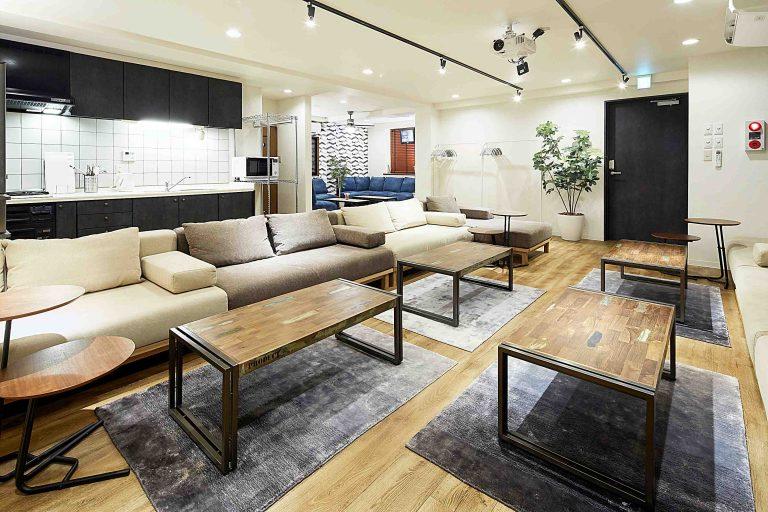 プライベート感満載の屋上テラス♡Lounge-R TERRACE渋谷|TIME SHARING|タイムシェアリング |スペースマネジメント|あどばる|adval|SHARING