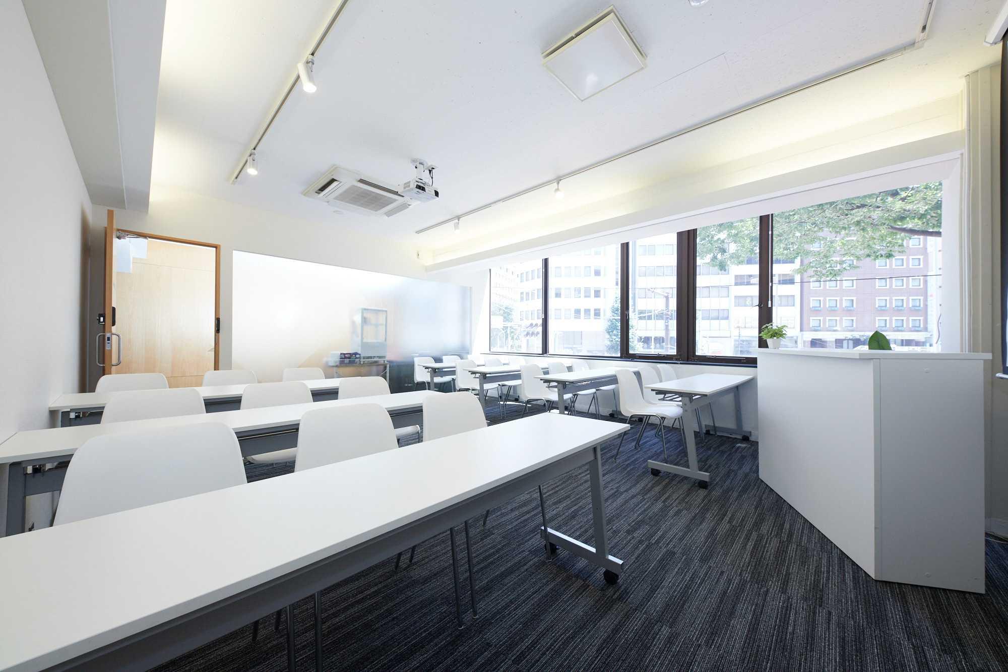渋谷駅から徒歩4分!みんなの会議室渋谷宮益坂2A・2Bへ潜入取材♪|TIME SHARING|タイムシェアリング |スペースマネジメント|あどばる|adval|SHARING