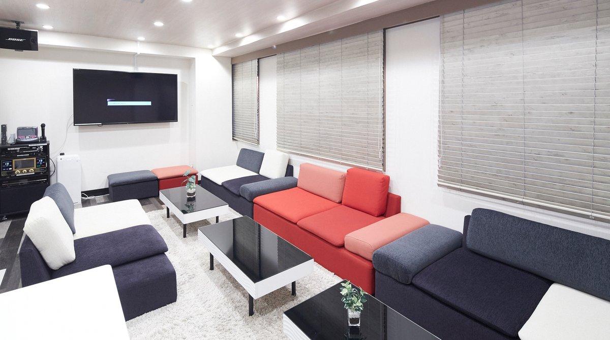 全席ソファーでくつろげる♡タコパにぴったり!Lounge-R 渋谷|TIME SHARING|タイムシェアリング|スペースマネジメント|あどばる|adval|SHARING