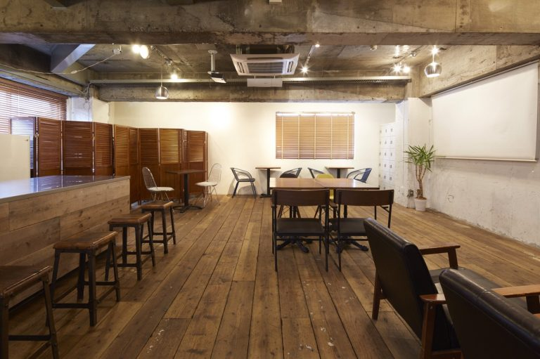 外苑前駅から徒歩5分!カフェのような柔らかい雰囲気♡Mace南青山|TIME SHARING|タイムシェアリング |スペースマネジメント|あどばる|adval|SHARING
