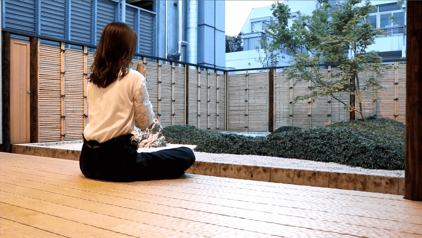 和の雰囲気漂う ~Akasaka Zen Space~|TIME SHARING|タイムシェアリング|スペースマネジメント|あどばる|adval|SHARING