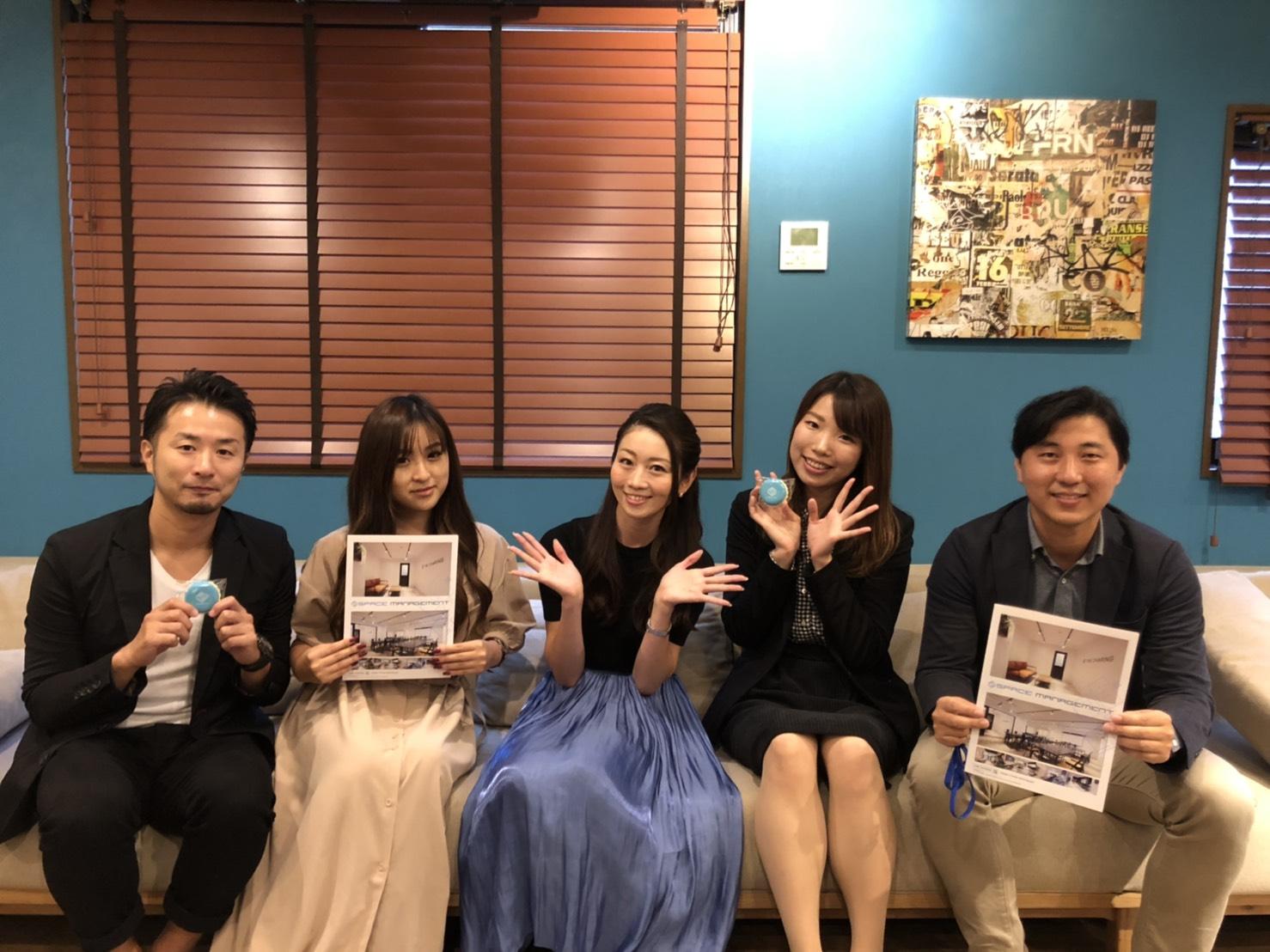 Tokyo FMさんに出演させていただきました!|TIME SHARING|タイムシェアリング|スペースマネジメント|あどばる|adval|SHARING