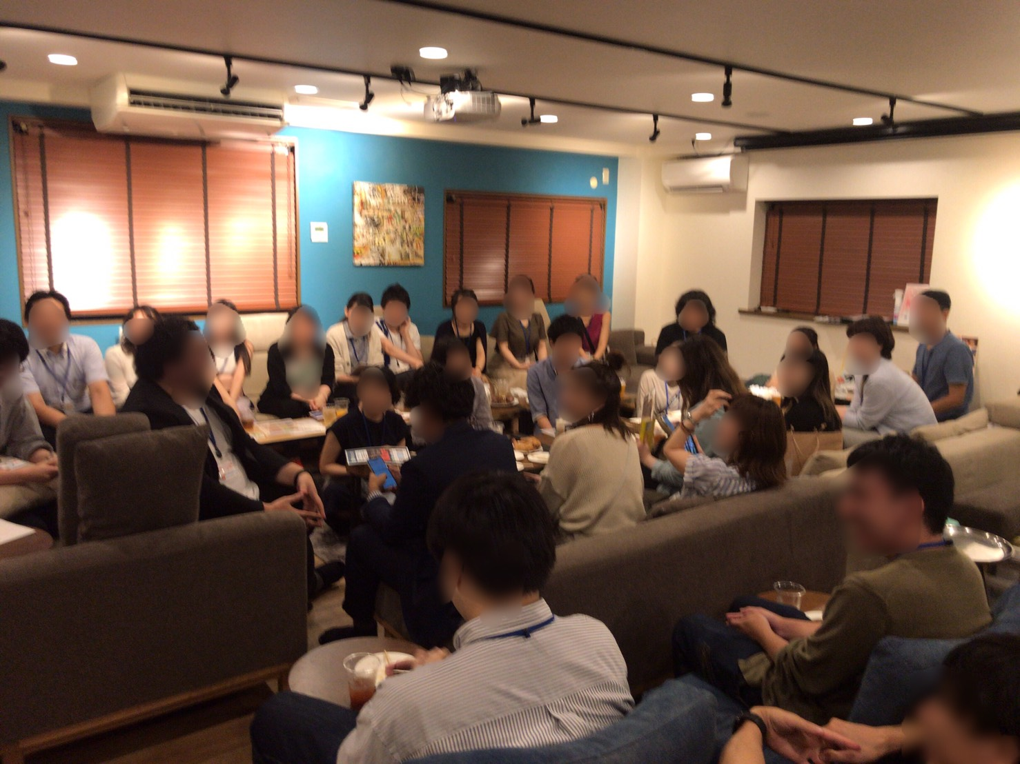 渋谷で異業種交流会!【イベント主催】|TIME SHARING|タイムシェアリング |スペースマネジメント|あどばる|adval|SHARING