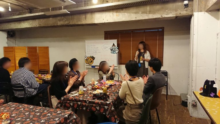 ハロウィンパーティー@南青山【イベント主催】|TIME SHARING|タイムシェアリング |スペースマネジメント|あどばる|adval|SHARING