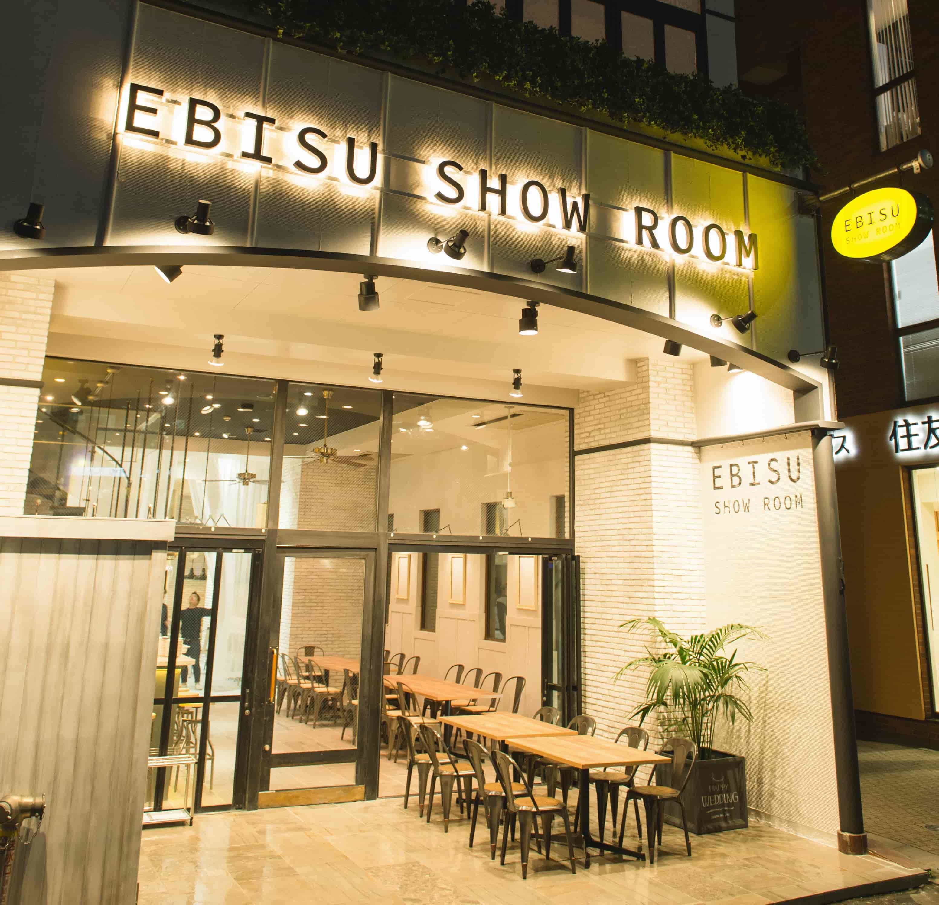 婚活パーティーの準備@EBISU SHOW ROOM|TIME SHARING|タイムシェアリング |スペースマネジメント|あどばる|adval|SHARING