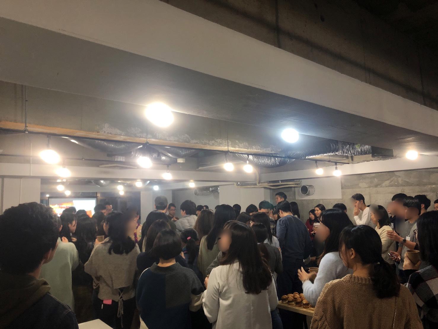 Creator'sDistrict神保町で忘年会が開催されました!|TIME SHARING|タイムシェアリング|スペースマネジメント|あどばる|adval|SHARING