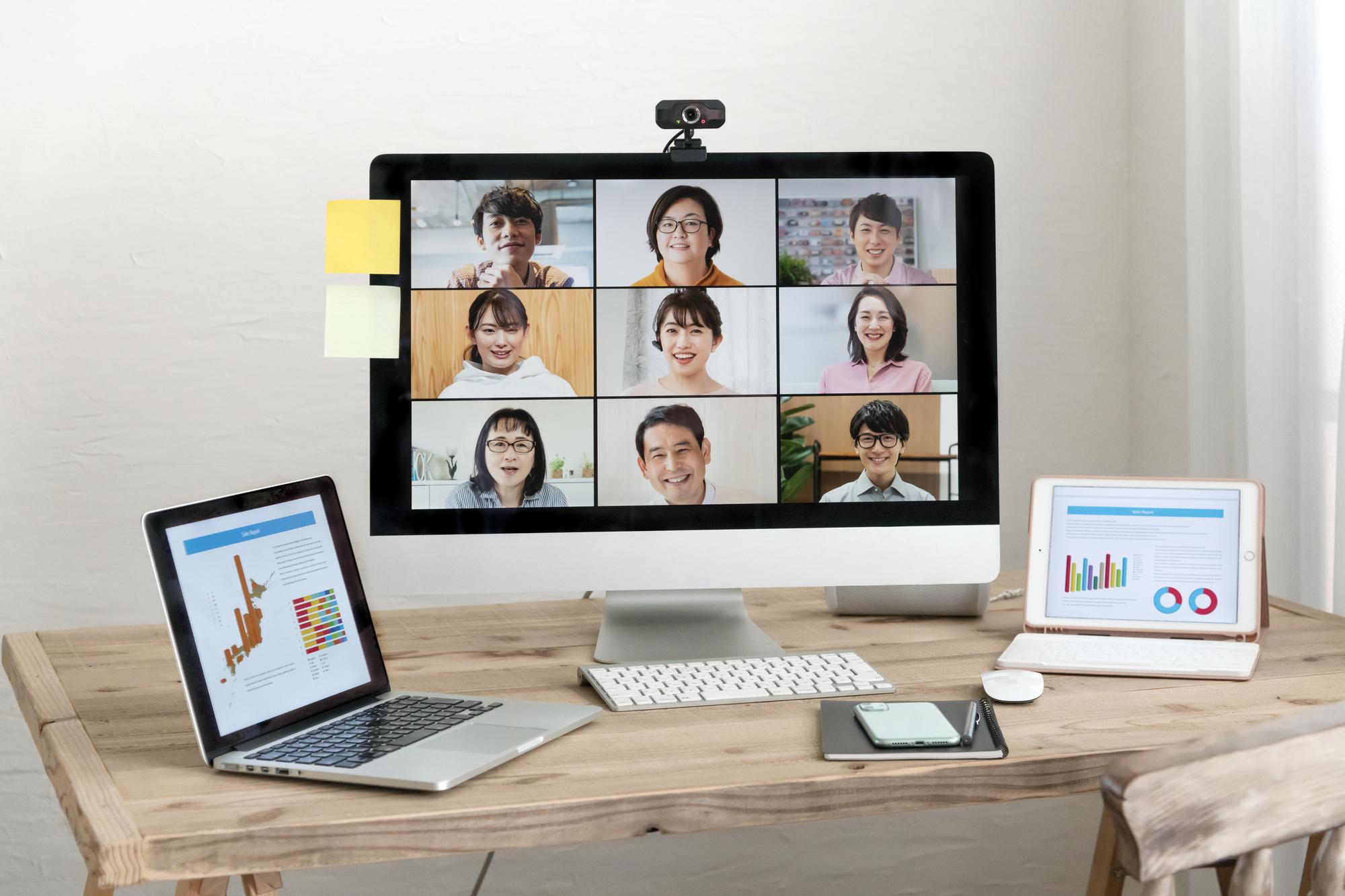 コミュニケーションの課題とは?withコロナのオフィス事情について考えてみた TIME SHARING タイムシェアリング  スペースマネジメント あどばる adval SHARING