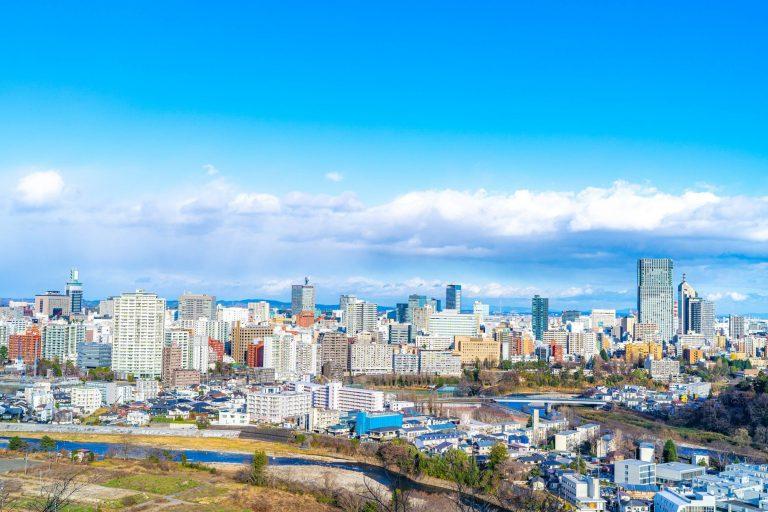 移住に最適な仙台市の風景 移住に最適!宮城県出身のライターが宮城県の魅力をたっぷりお伝えします|TIME SHARING|タイムシェアリング |スペースマネジメント|あどばる|adval|SHARING